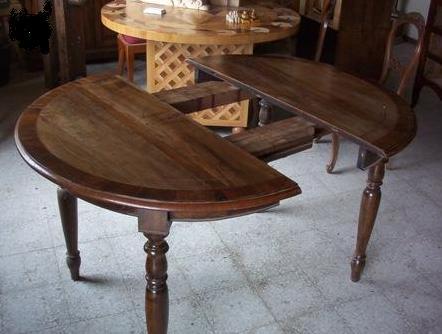 Vetrina occasioni mobili - Tavolo rotondo antico ...